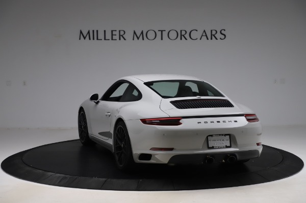 Used 2018 Porsche 911 Carrera GTS for sale Call for price at Maserati of Greenwich in Greenwich CT 06830 5