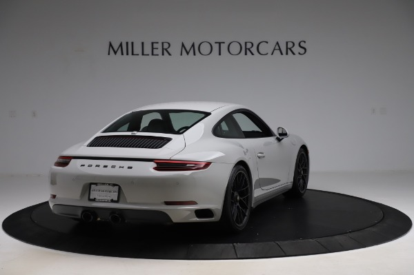 Used 2018 Porsche 911 Carrera GTS for sale Call for price at Maserati of Greenwich in Greenwich CT 06830 7