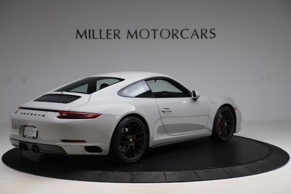 Used 2018 Porsche 911 Carrera GTS for sale Call for price at Maserati of Greenwich in Greenwich CT 06830 8