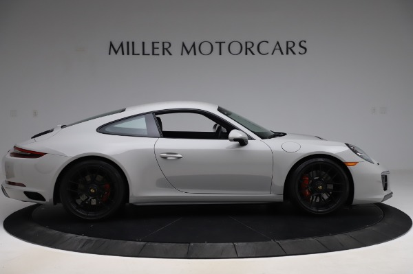 Used 2018 Porsche 911 Carrera GTS for sale Call for price at Maserati of Greenwich in Greenwich CT 06830 9