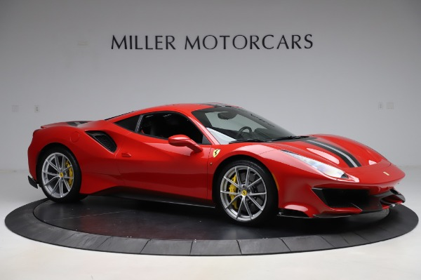 Used 2019 Ferrari 488 Pista for sale Sold at Maserati of Greenwich in Greenwich CT 06830 10