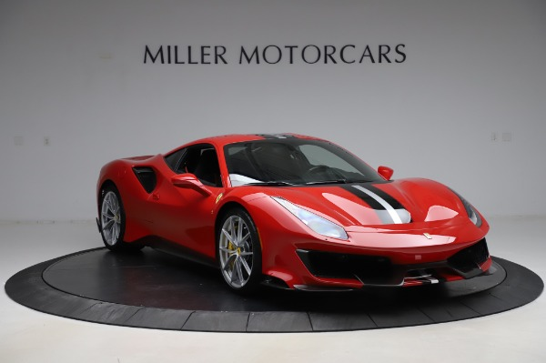Used 2019 Ferrari 488 Pista for sale Sold at Maserati of Greenwich in Greenwich CT 06830 11