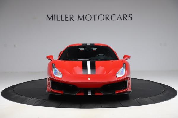 Used 2019 Ferrari 488 Pista for sale Sold at Maserati of Greenwich in Greenwich CT 06830 12