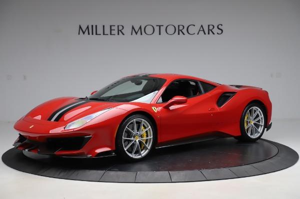 Used 2019 Ferrari 488 Pista for sale Sold at Maserati of Greenwich in Greenwich CT 06830 2
