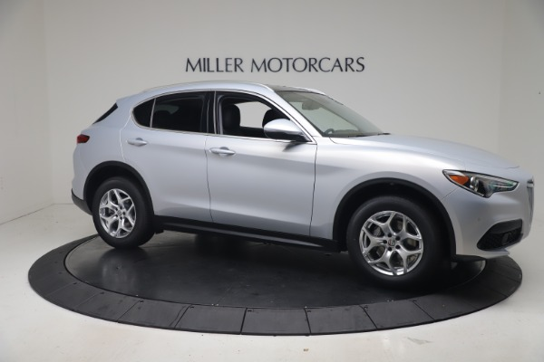 New 2020 Alfa Romeo Stelvio Q4 for sale Sold at Maserati of Greenwich in Greenwich CT 06830 10