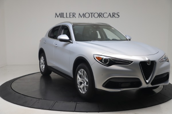 New 2020 Alfa Romeo Stelvio Q4 for sale Sold at Maserati of Greenwich in Greenwich CT 06830 11