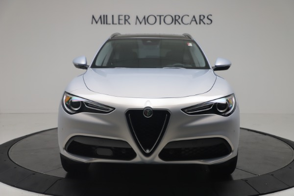 New 2020 Alfa Romeo Stelvio Q4 for sale Sold at Maserati of Greenwich in Greenwich CT 06830 12