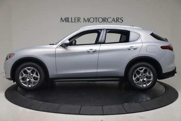 New 2020 Alfa Romeo Stelvio Q4 for sale Sold at Maserati of Greenwich in Greenwich CT 06830 3