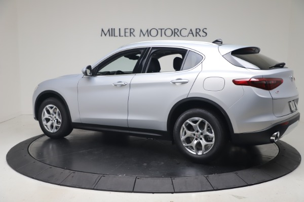 New 2020 Alfa Romeo Stelvio Q4 for sale Sold at Maserati of Greenwich in Greenwich CT 06830 4