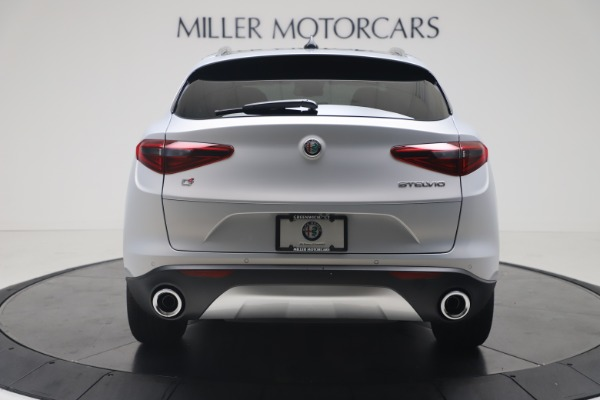 New 2020 Alfa Romeo Stelvio Q4 for sale Sold at Maserati of Greenwich in Greenwich CT 06830 6