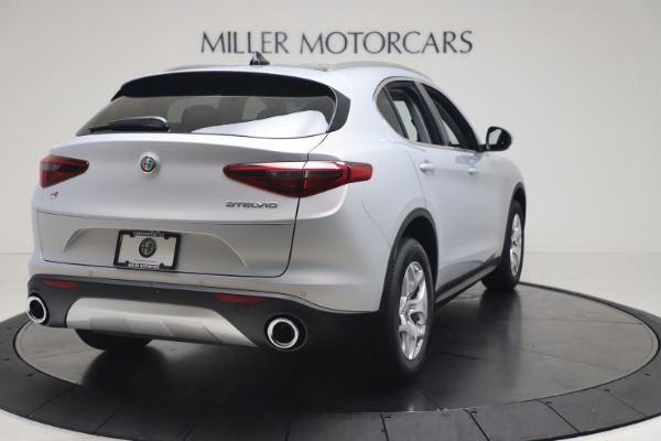 New 2020 Alfa Romeo Stelvio Q4 for sale Sold at Maserati of Greenwich in Greenwich CT 06830 7