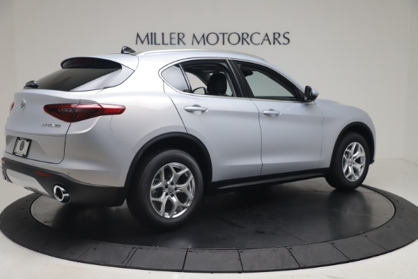 New 2020 Alfa Romeo Stelvio Q4 for sale Sold at Maserati of Greenwich in Greenwich CT 06830 8