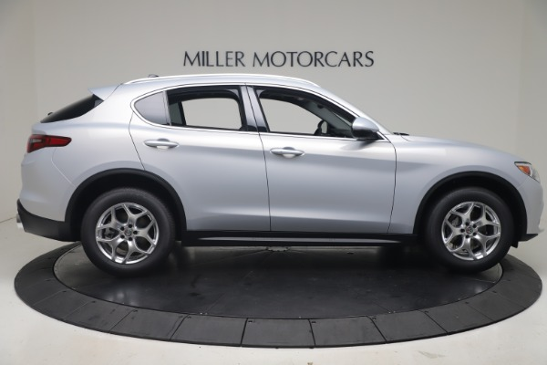 New 2020 Alfa Romeo Stelvio Q4 for sale Sold at Maserati of Greenwich in Greenwich CT 06830 9