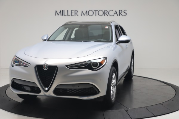 New 2020 Alfa Romeo Stelvio Q4 for sale Sold at Maserati of Greenwich in Greenwich CT 06830 1