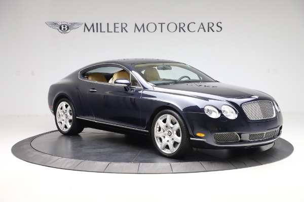 Used 2007 Bentley Continental GT GT for sale Sold at Maserati of Greenwich in Greenwich CT 06830 10