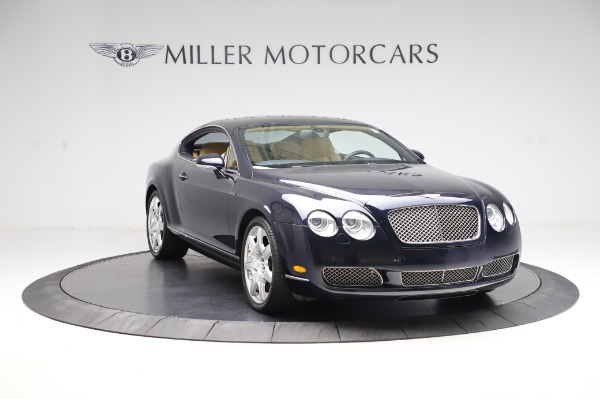 Used 2007 Bentley Continental GT GT for sale Sold at Maserati of Greenwich in Greenwich CT 06830 11