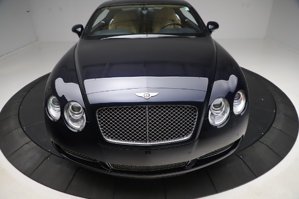 Used 2007 Bentley Continental GT GT for sale Sold at Maserati of Greenwich in Greenwich CT 06830 13