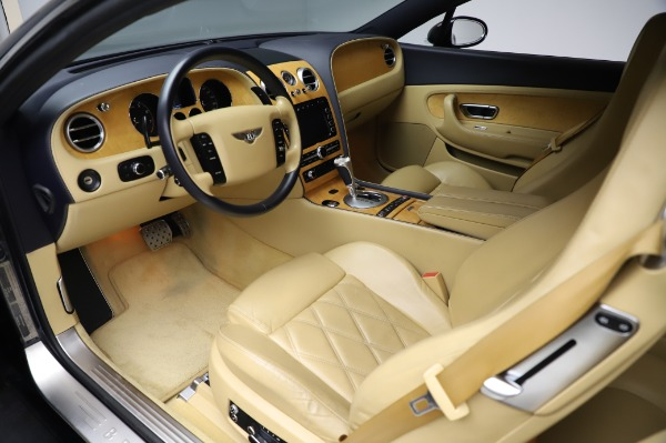 Used 2007 Bentley Continental GT GT for sale Sold at Maserati of Greenwich in Greenwich CT 06830 17