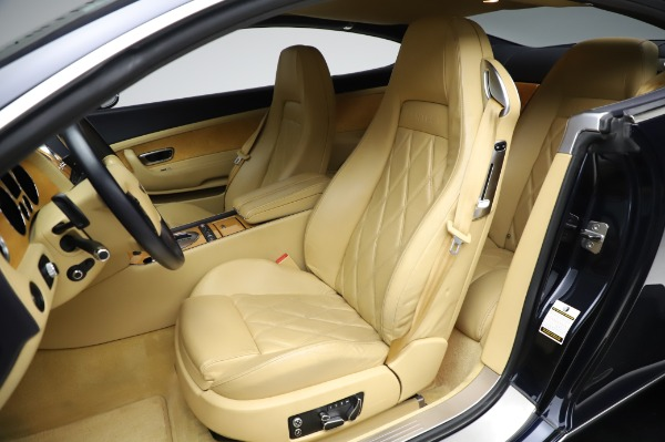 Used 2007 Bentley Continental GT GT for sale Sold at Maserati of Greenwich in Greenwich CT 06830 19
