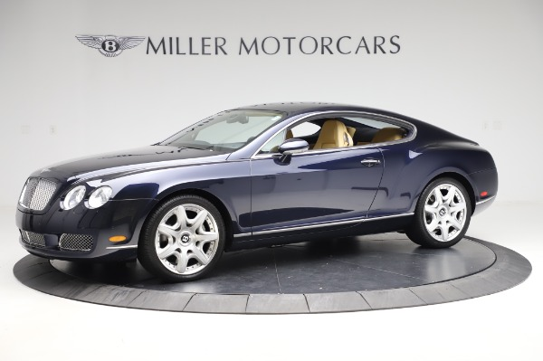 Used 2007 Bentley Continental GT GT for sale Sold at Maserati of Greenwich in Greenwich CT 06830 2