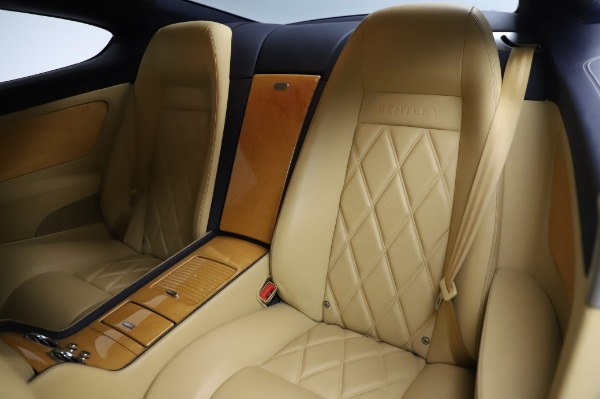 Used 2007 Bentley Continental GT GT for sale Sold at Maserati of Greenwich in Greenwich CT 06830 21