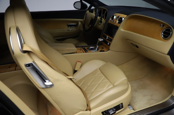 Used 2007 Bentley Continental GT GT for sale Sold at Maserati of Greenwich in Greenwich CT 06830 23