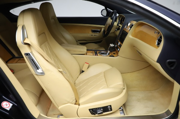 Used 2007 Bentley Continental GT GT for sale Sold at Maserati of Greenwich in Greenwich CT 06830 24