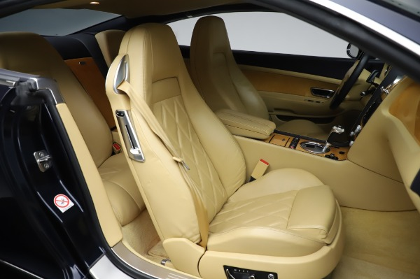 Used 2007 Bentley Continental GT GT for sale Sold at Maserati of Greenwich in Greenwich CT 06830 25