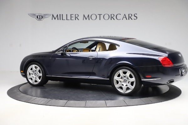 Used 2007 Bentley Continental GT GT for sale Sold at Maserati of Greenwich in Greenwich CT 06830 4