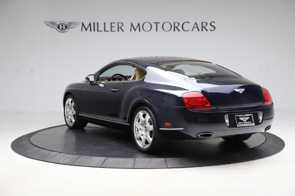 Used 2007 Bentley Continental GT GT for sale Sold at Maserati of Greenwich in Greenwich CT 06830 5