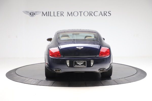 Used 2007 Bentley Continental GT GT for sale Sold at Maserati of Greenwich in Greenwich CT 06830 6