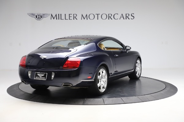 Used 2007 Bentley Continental GT GT for sale Sold at Maserati of Greenwich in Greenwich CT 06830 7