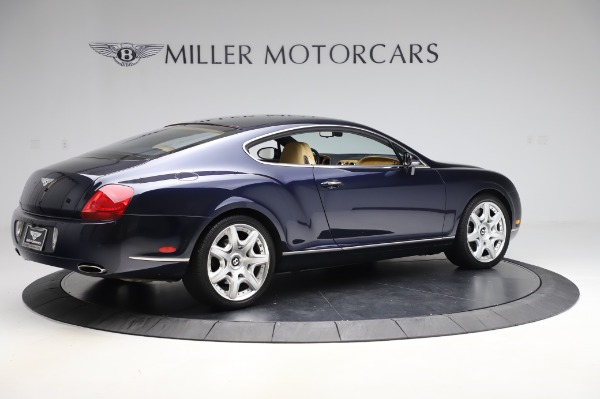 Used 2007 Bentley Continental GT GT for sale Sold at Maserati of Greenwich in Greenwich CT 06830 8