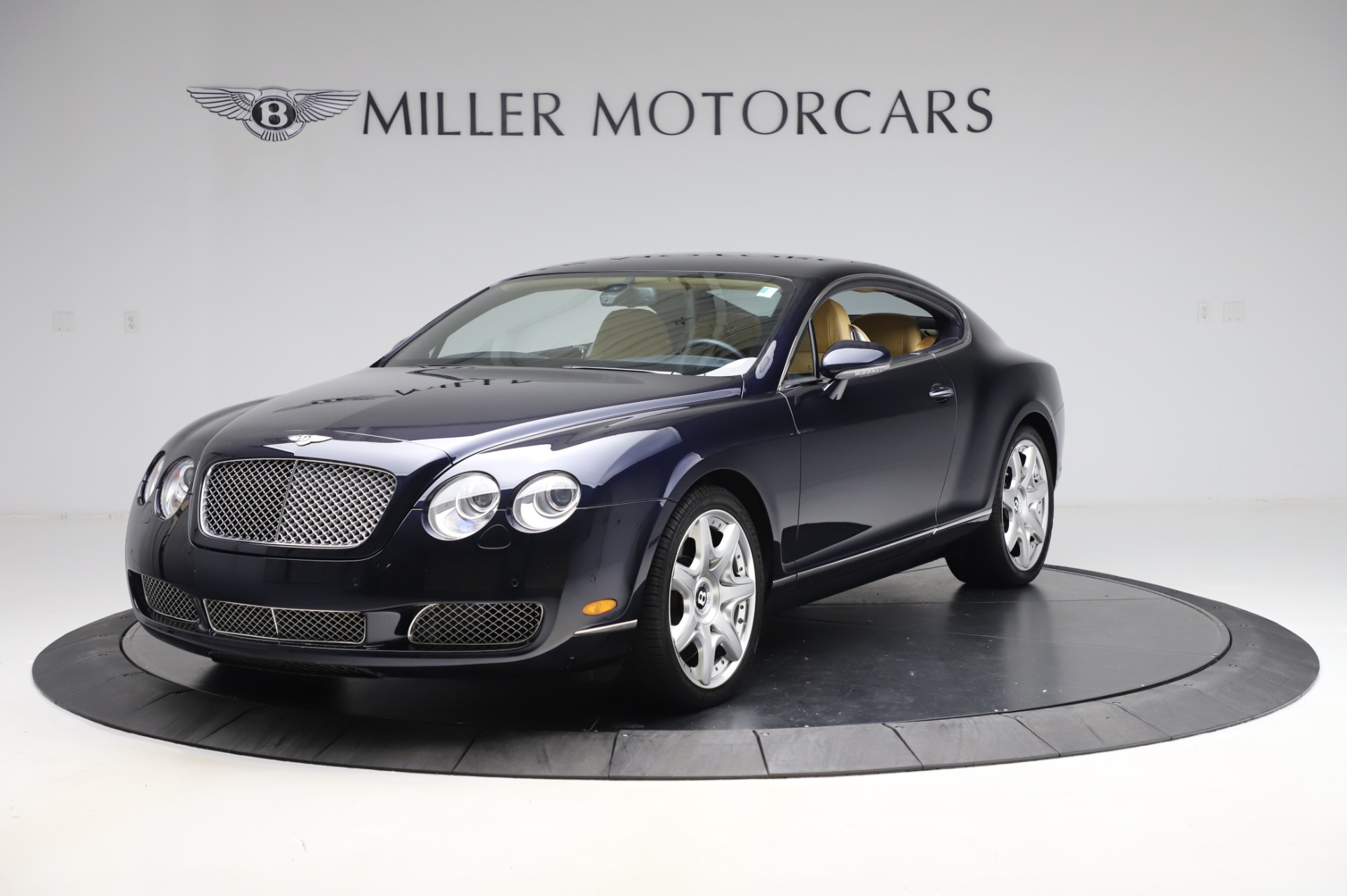 Used 2007 Bentley Continental GT GT for sale Sold at Maserati of Greenwich in Greenwich CT 06830 1