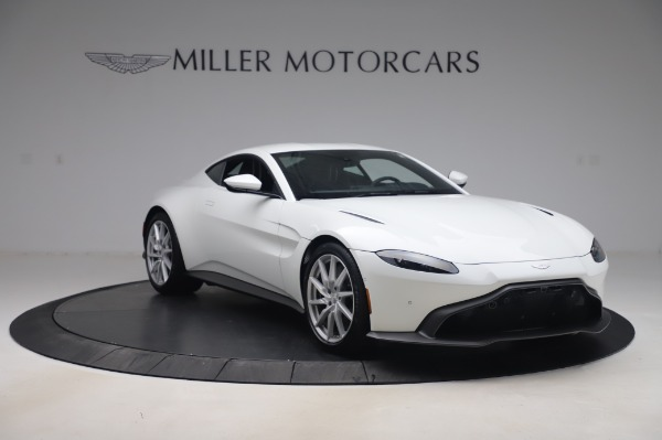 New 2020 Aston Martin Vantage for sale $181,781 at Maserati of Greenwich in Greenwich CT 06830 10