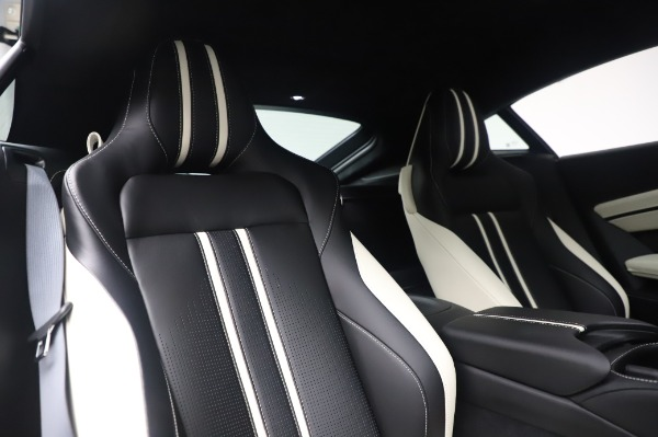 New 2020 Aston Martin Vantage for sale $181,781 at Maserati of Greenwich in Greenwich CT 06830 19