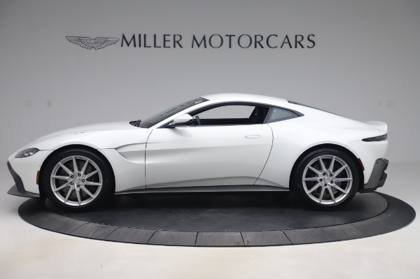 New 2020 Aston Martin Vantage for sale $181,781 at Maserati of Greenwich in Greenwich CT 06830 2