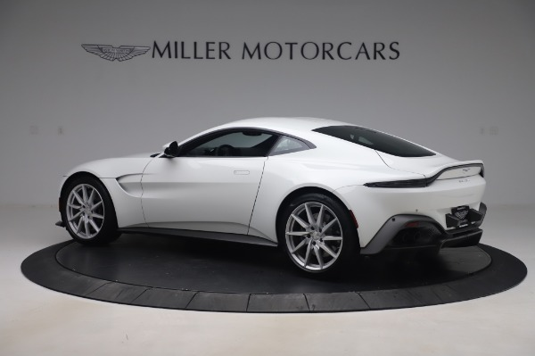 New 2020 Aston Martin Vantage for sale $181,781 at Maserati of Greenwich in Greenwich CT 06830 3