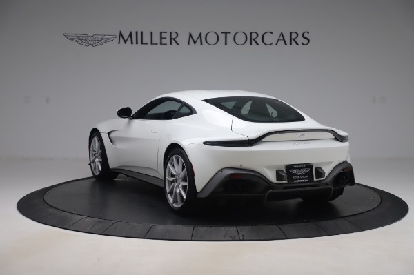 New 2020 Aston Martin Vantage for sale $181,781 at Maserati of Greenwich in Greenwich CT 06830 4