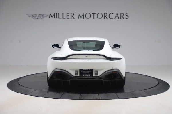 New 2020 Aston Martin Vantage for sale $181,781 at Maserati of Greenwich in Greenwich CT 06830 5