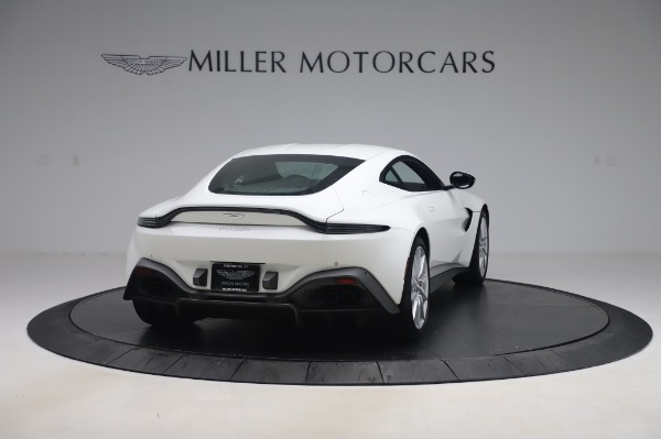 New 2020 Aston Martin Vantage for sale $181,781 at Maserati of Greenwich in Greenwich CT 06830 6