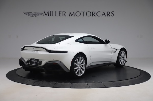 New 2020 Aston Martin Vantage for sale $181,781 at Maserati of Greenwich in Greenwich CT 06830 7