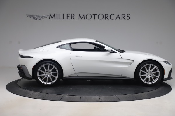 New 2020 Aston Martin Vantage for sale $181,781 at Maserati of Greenwich in Greenwich CT 06830 8