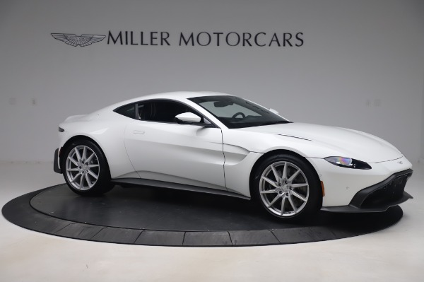 New 2020 Aston Martin Vantage for sale $181,781 at Maserati of Greenwich in Greenwich CT 06830 9