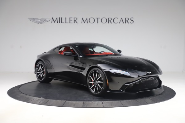 New 2020 Aston Martin Vantage Coupe for sale $185,181 at Maserati of Greenwich in Greenwich CT 06830 10