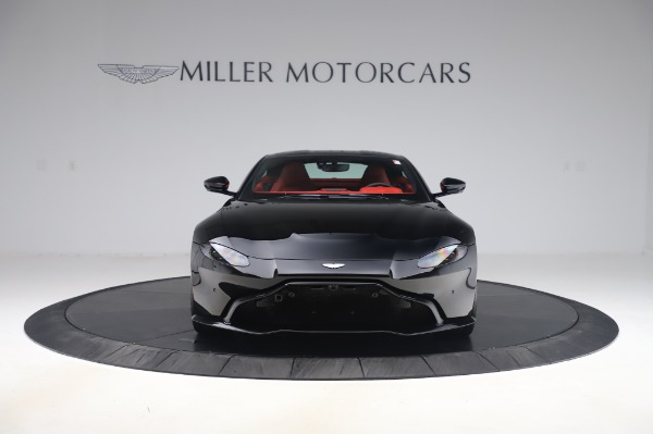 New 2020 Aston Martin Vantage Coupe for sale $185,181 at Maserati of Greenwich in Greenwich CT 06830 11