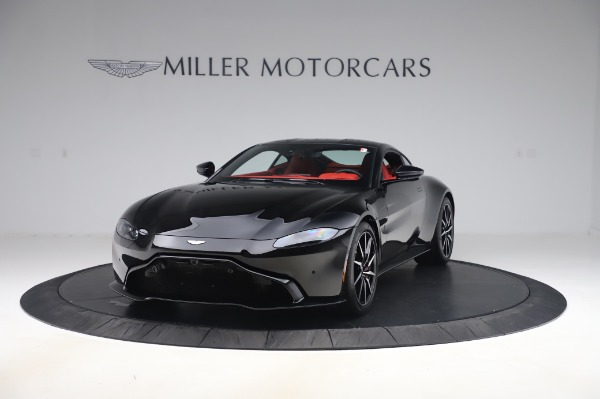 New 2020 Aston Martin Vantage Coupe for sale $185,181 at Maserati of Greenwich in Greenwich CT 06830 12