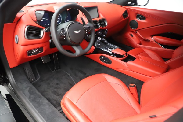 New 2020 Aston Martin Vantage Coupe for sale $185,181 at Maserati of Greenwich in Greenwich CT 06830 13