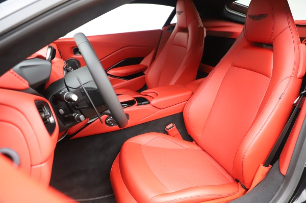 New 2020 Aston Martin Vantage Coupe for sale $185,181 at Maserati of Greenwich in Greenwich CT 06830 15