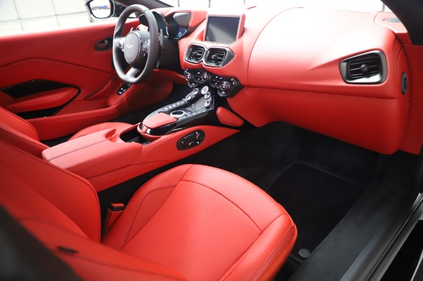 New 2020 Aston Martin Vantage Coupe for sale $185,181 at Maserati of Greenwich in Greenwich CT 06830 17